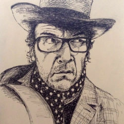 25 Elvis Costello