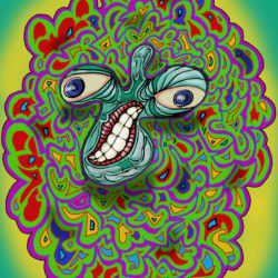 76 Psychedelic Freakout