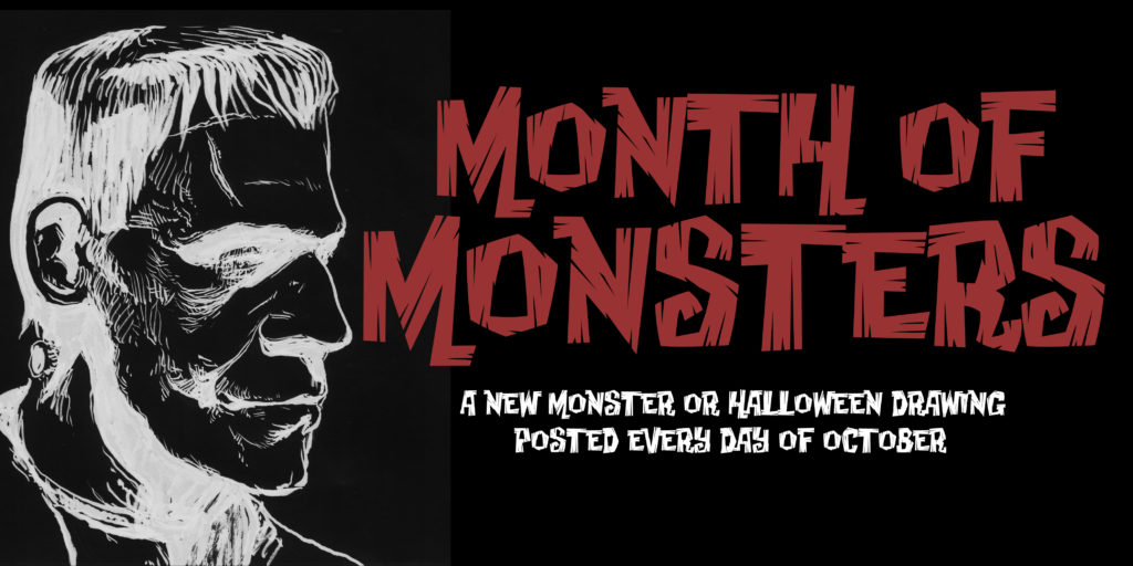 month-of-monsters
