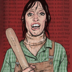 Shelly Duvall As Wendy