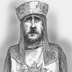 171 Graham Chapman Holy Grail