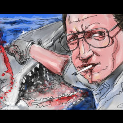 Jaws: Roy Scheider