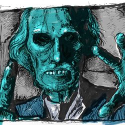 Peter Cushing: Tales From The Crypt