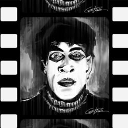 Conrad Veidt: The Cabinet of Dr.Caligari