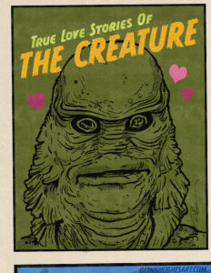 The Creature Love Stories