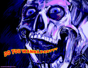 Return Of The Living Dead - Wanna Party
