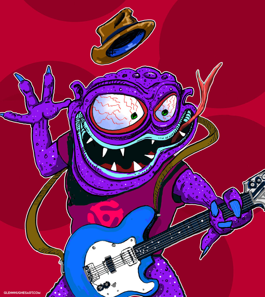 Rock and Roll Monster