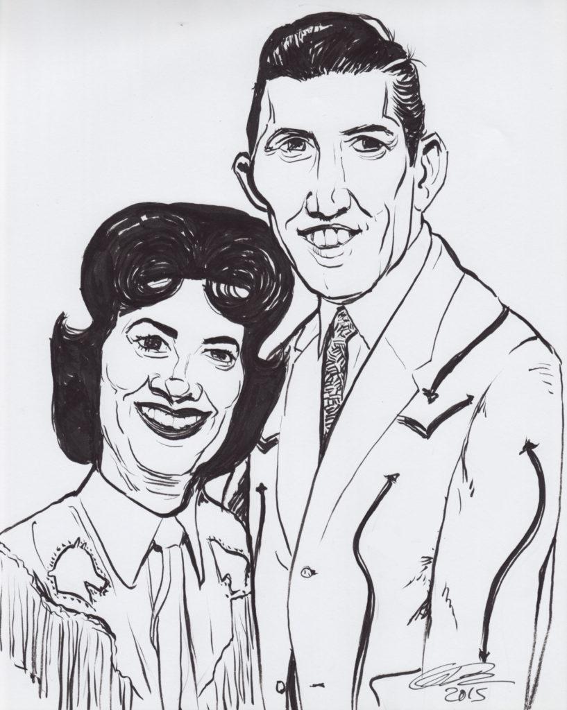 Carl & Pearl Butler