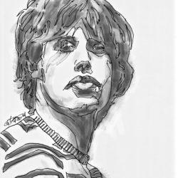 108 Mick Jagger