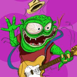 111 Rock & Roll Monster