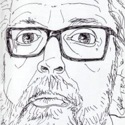 12 Self-Portrait