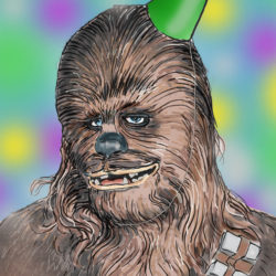 137 Chewbacca