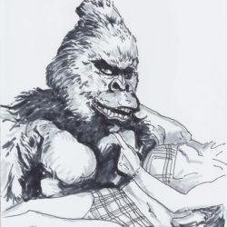 144 Main In A Gorilla Suit