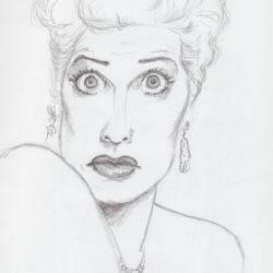 17 Lucille Ball