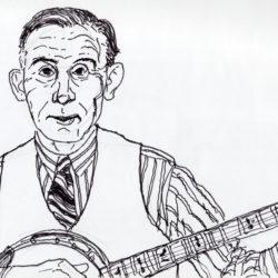 19 Banjo Player