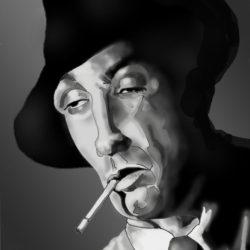 22 Film Noir Man