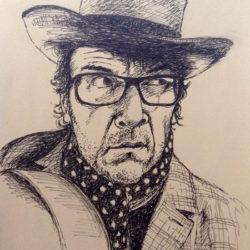 25 Elvis Costello