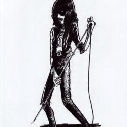 28 Joey Ramone
