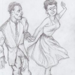32 Dancing Couple