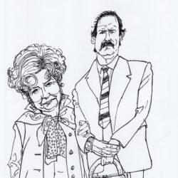 49 Basil & Sybil Fawlty