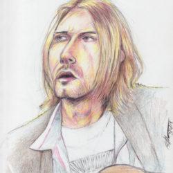 64 Kurt Cobain