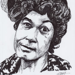 68 LaWanta Page as Aunt Esther