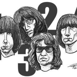 78 The Ramones