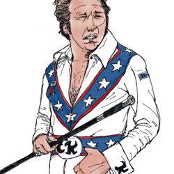 83 Evel Knievel