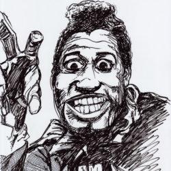 84 Screamin' Jay Hawkins