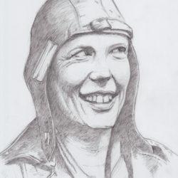 203 Amelia Earhart
