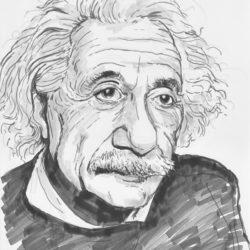 155 Albert Einstein