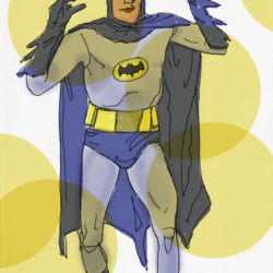 152 Batman Dancing