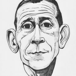 158 Man With Large Ears
