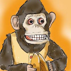 164 Mechanical Monkey