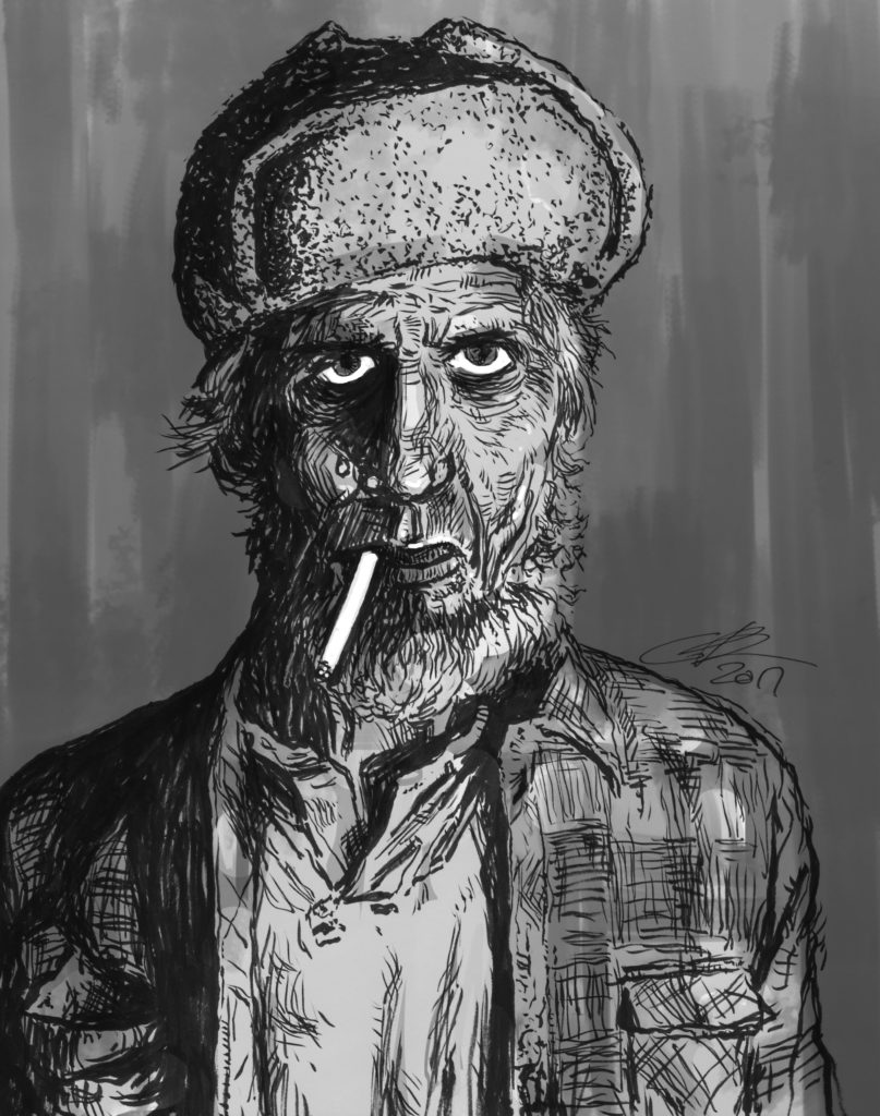 Twin Peaks Woodsman