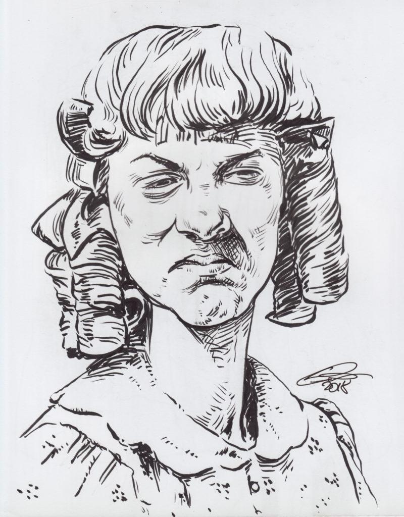 Nellie Olson