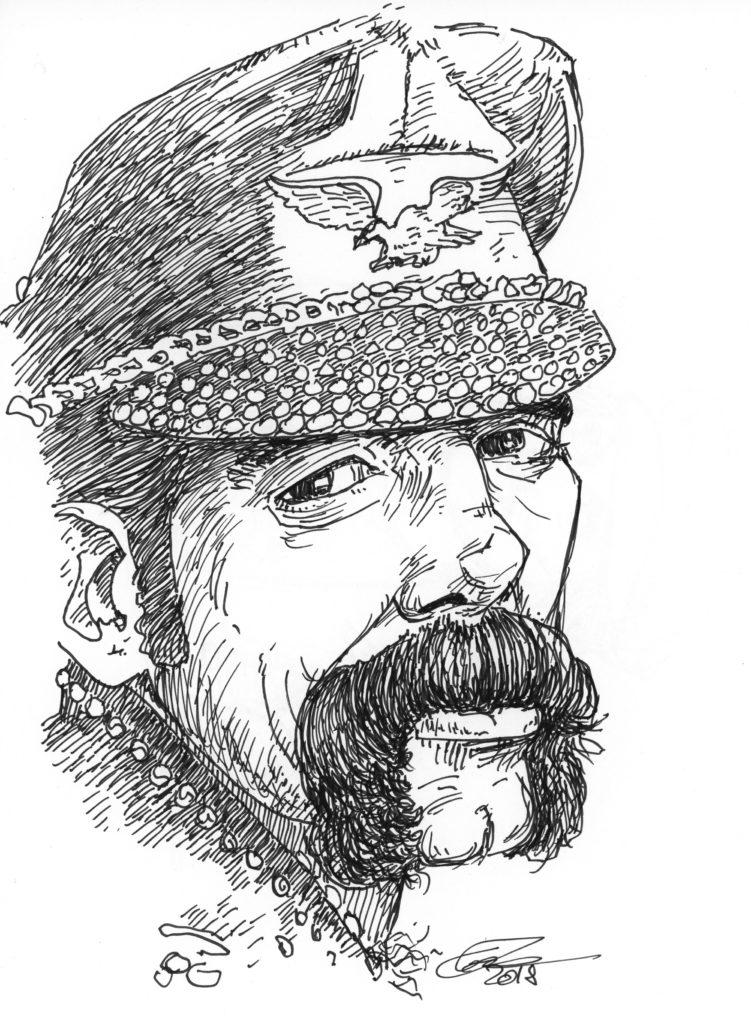 The Village People's Glenn Hughes