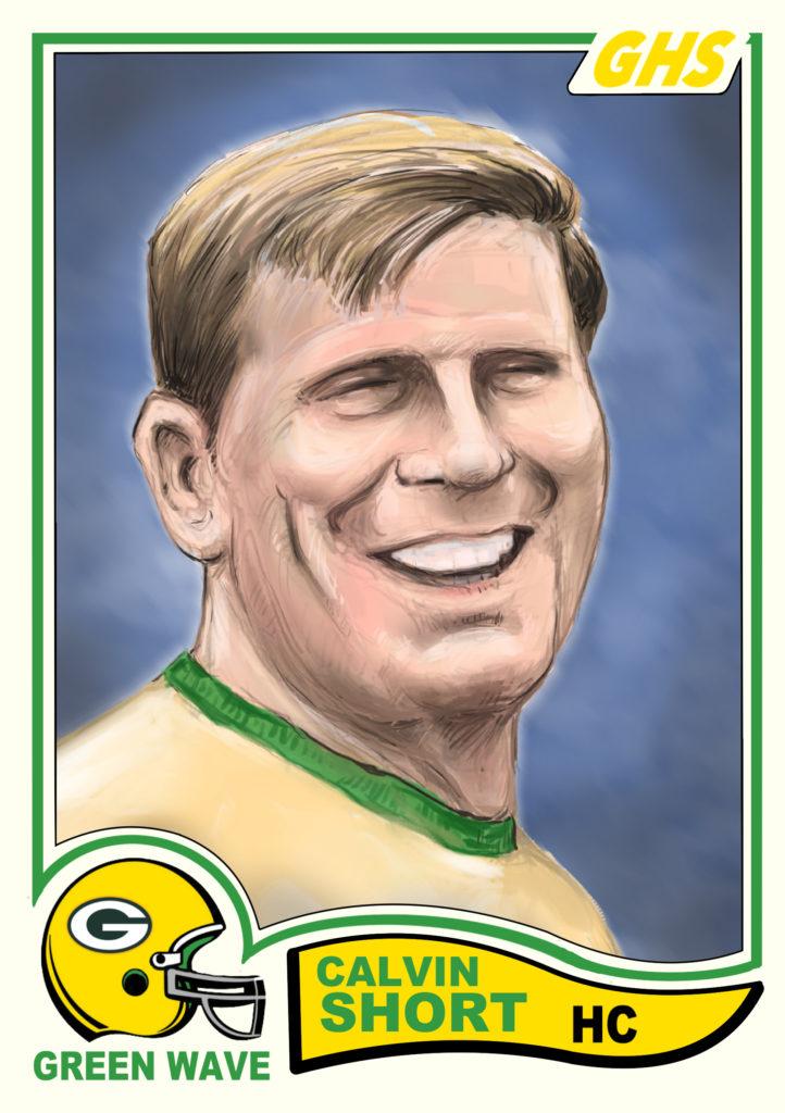 Football Card - Coach Short