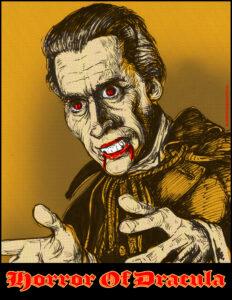 Christopher Lee - Horror Of Dracula