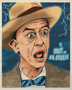 Don Knotts - The Ghost And Mr. Chicken
