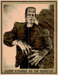 Glenn Strange - Frankenstein