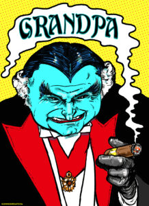 Granpa Munster