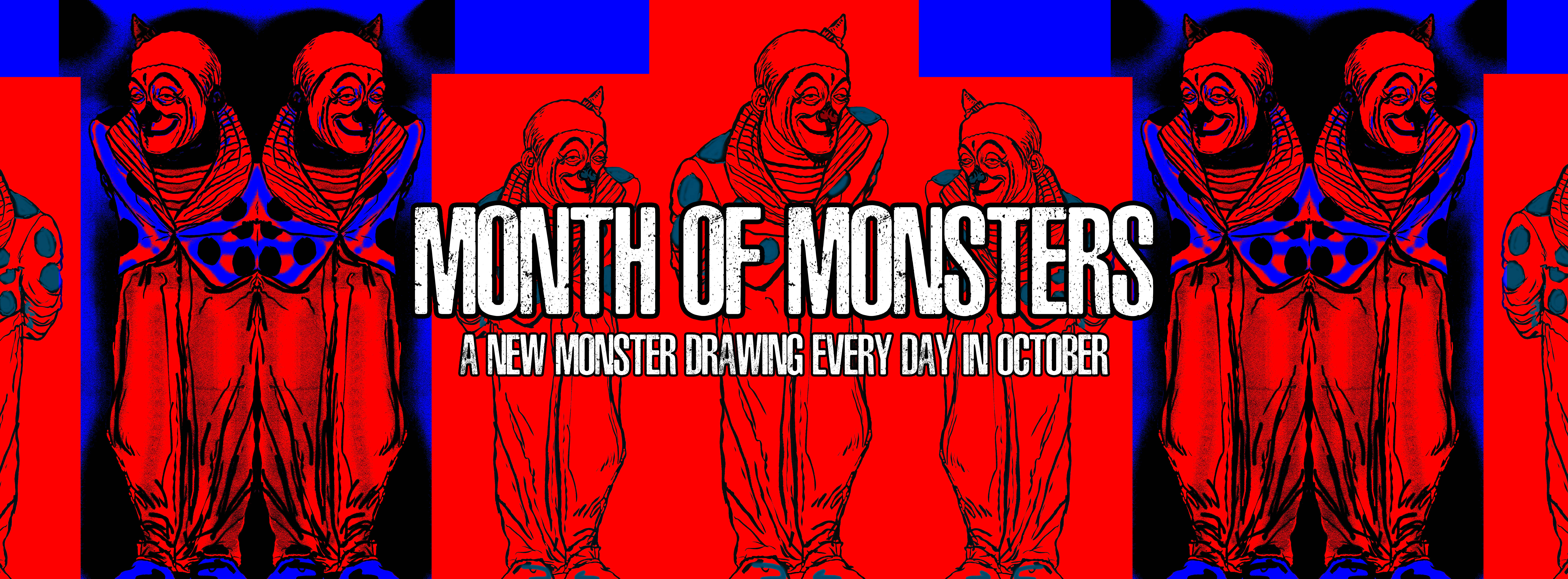Month of Monsters 2020
