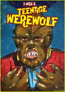 Teenage Wolfman