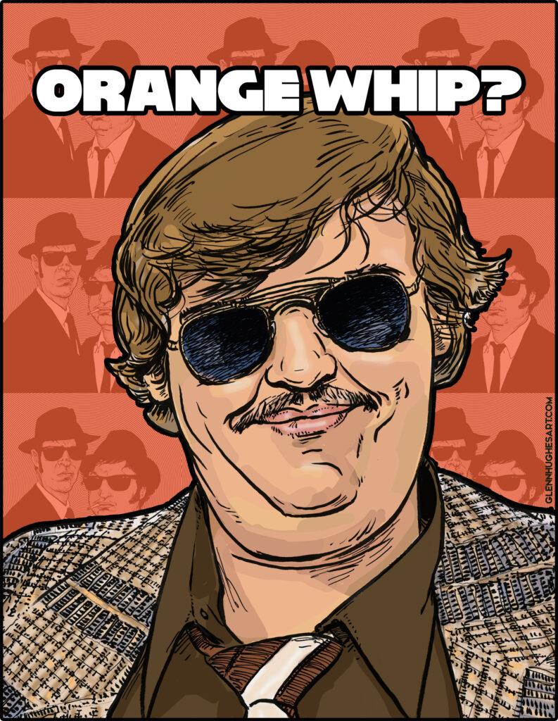 John Candy Orange Whip