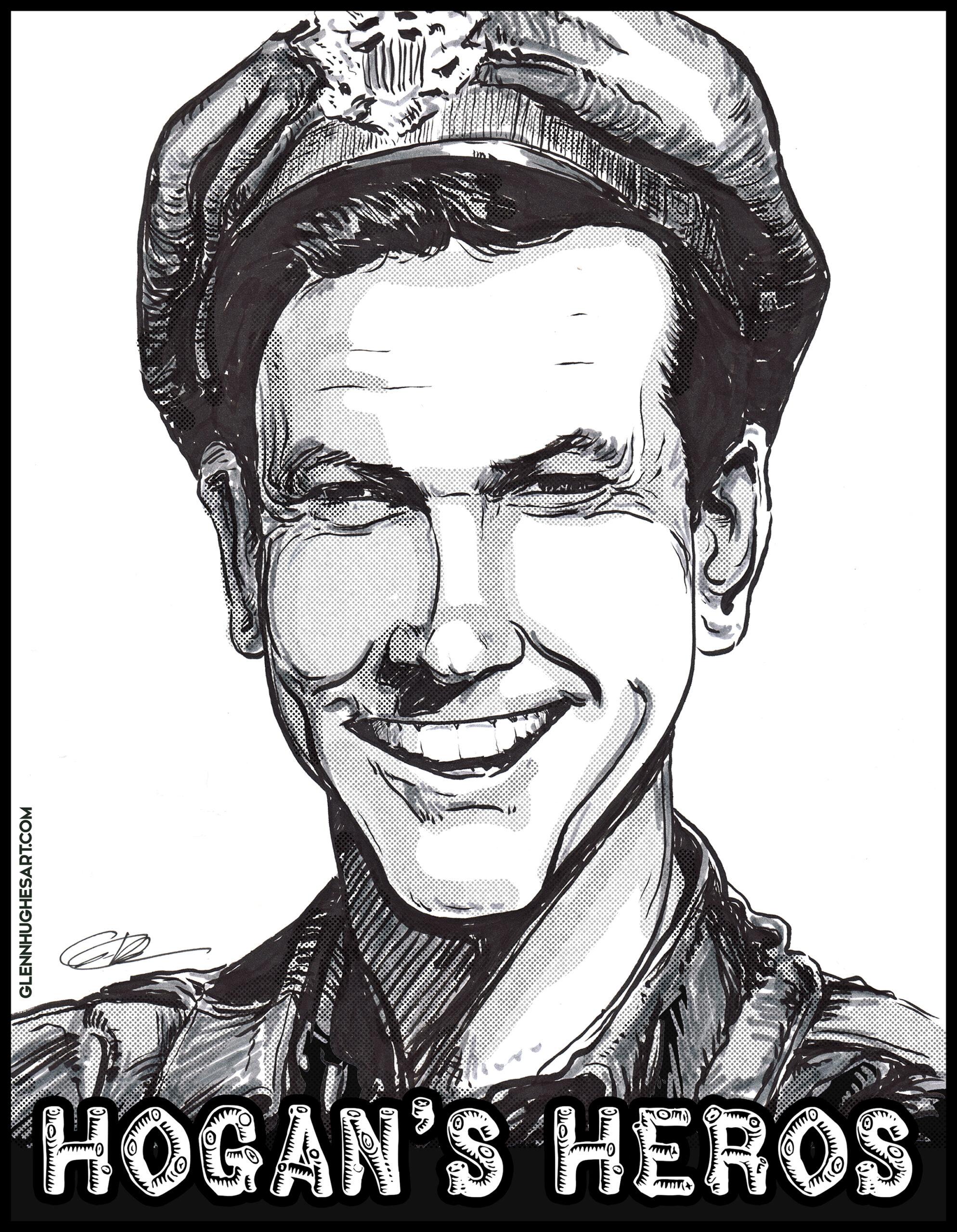 Bob Crane - Colonel Hogan