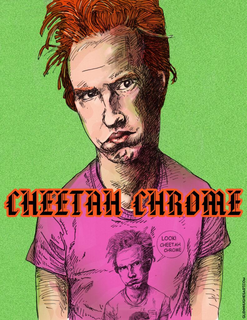 Cheetah Chrome
