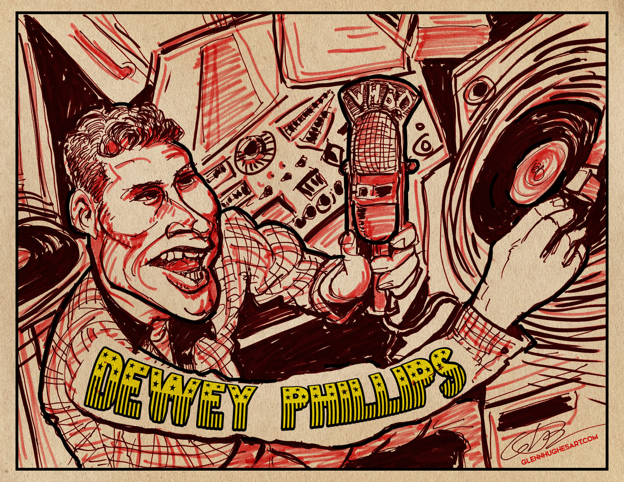 Dewey Phillips