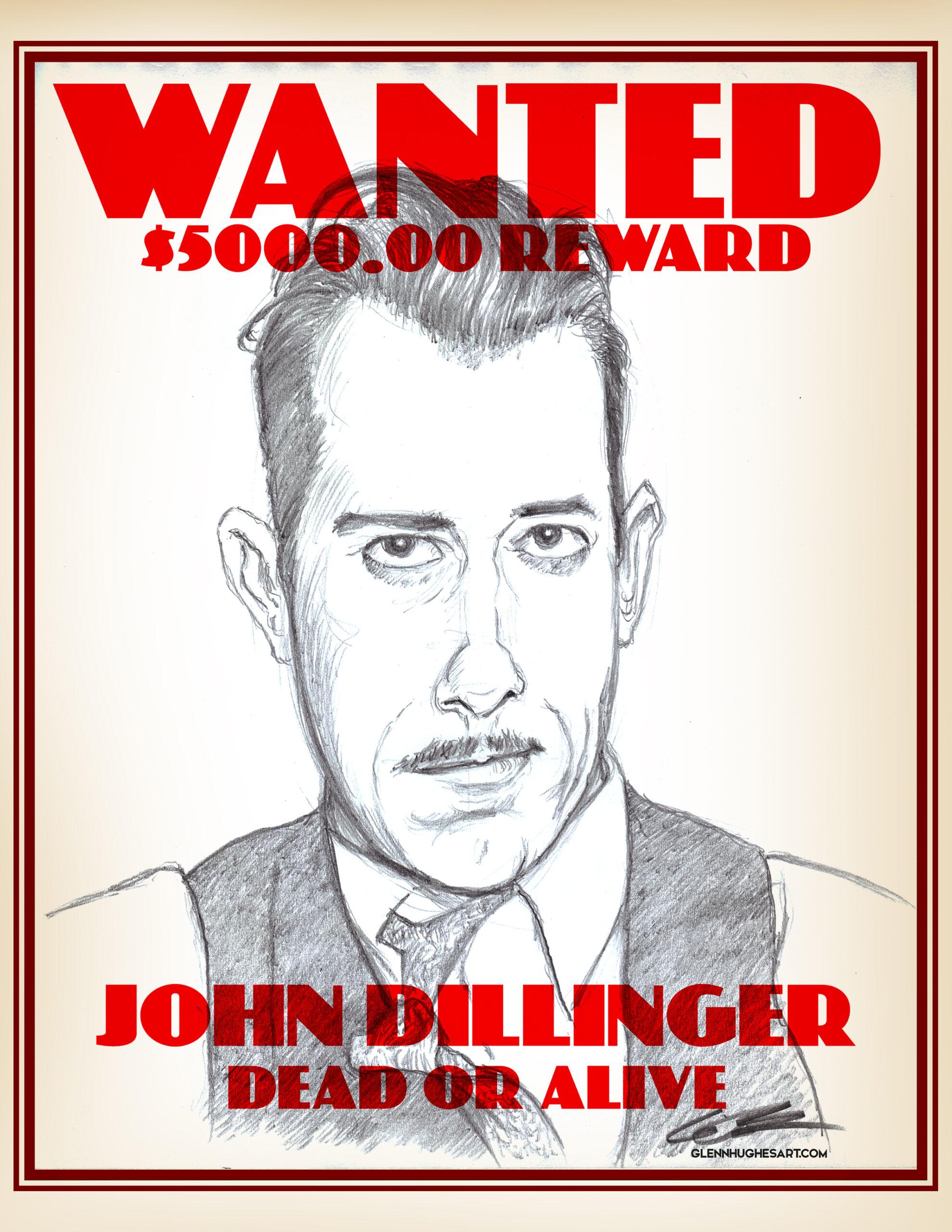 John Dillinger - Wanted