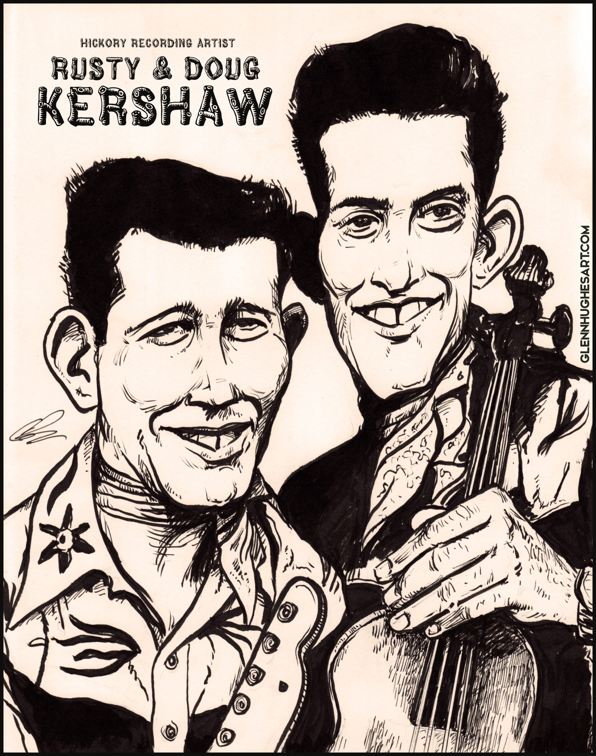 Kershaw Brothers